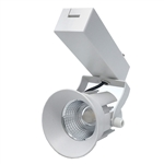 01224 | LED Track Light - White - 4000K | USALight.com