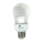 14W/ELX/SP | Greenlite - A19 CFL - 14 watt - 27K | USALight.com
