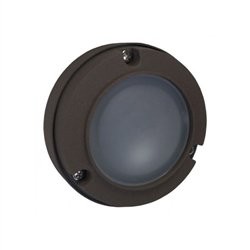 7050-BR | Orbit Mini Surface Wall Light - Bronze | USALight.com