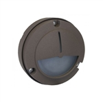 7051-BR | Orbit Mini Surface Wall Light - Bronze | USALight.com