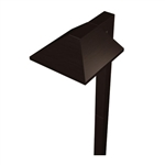 8409-2101-01 | Malibu LED Charcoal Brown Modern Pathway Light | USALight.com