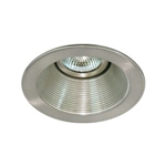"B1401SN-SN | 4"" Stepped Baffle Trim - Regressed 
