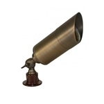 B160SH-ARB | Orbit Outdoor Directional Bullet with Shroud - Architectural Bronze | USALight.com