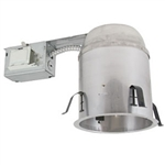 "US-5-GU24-R-IC | 5"" Miniature Compact Fluorescent GU24 IC Remodel Housing 