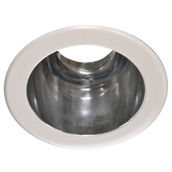 "B507CL-WH | 5"" Ring Trim - Regressed Reflector 
