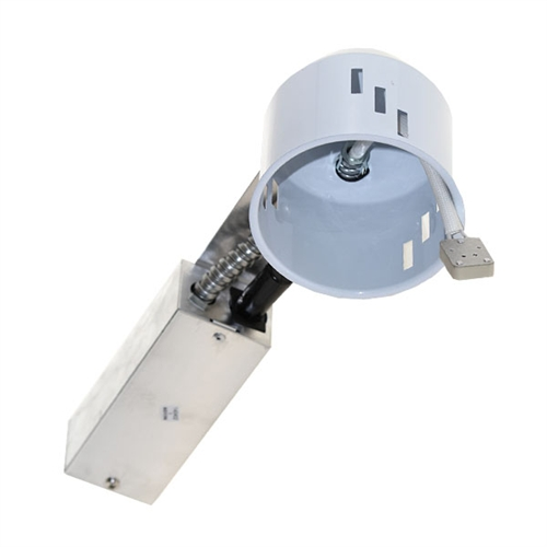 us r ec331 3 shallow low voltage non ic remodel housing