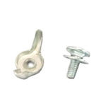 BP43-Wingnut Bolt | Recessed Lighting Replacement Bolt and Wing nut - Wingnut-Bolt | USALight.com