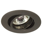 EM-202BK | Gimbal Ring Cabinet Light | USALight.com