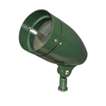 HL30-GN | Evergreen Landscape Light - Green Medium Bullet Style | USALight.com