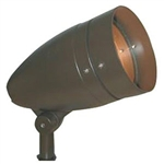 HL30BZ | Evergreen Landscape Light - Bronze Medium Bullet Style | USALight.com
