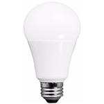 L15A19D2527K  | Dimmable 9W Smooth A19 - 2700K | USALight.com