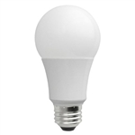 L9A19D2530K | Dimmable 10W Smooth A19 - 3000K | USALight.com