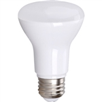 LED8R20D27K | Dimmable 8W Smooth R20 - 2700K | USALight.com
