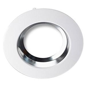 70715 retrofit trim snap on color ring white trim chrome retrofit trim snap on color ring white trim chrome reflector aloadofball Gallery