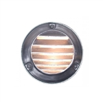 SS7012 | Orbit Surface Moon Step Light - Stainless Steel | USALight.com