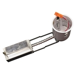 "US-102-R-LED | 2"" LED Air Tight Non-IC Line Voltage Recessed Housing - Remodel 