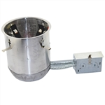 "US-106-R-ICAT | 6"" Air Tight IC Remodel Recessed Housing 