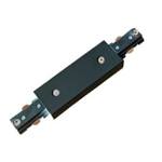 US-283B | Black Straight Connector Power Feed | USALight.com
