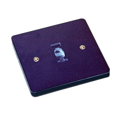 US-297B | Power Feed Plate - Low Voltage Single Head | USALight.com
