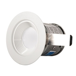 "US-RQ103-LED-40K | 3"" USALight RetroQuik 6 Watt Recessed LED - Dimmable - 4000K 