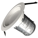 "US-RQ104-LED-27K | 4"" USALight RetroQuik 10 Watt Recessed LED - Dimmable - 2700K 