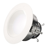 "US-RQ1056-LED-40K | 5""- 6"" USALight RetroQuik 15 Watt Recessed LED - Dimmable - 4000K 