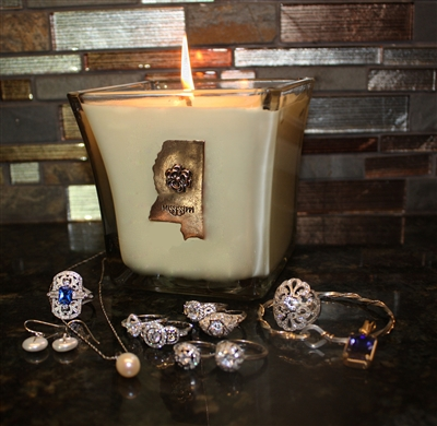 Jewelry by Randy Treasure Hunt Candle