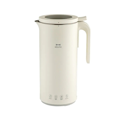 Bruno Soymilk & Soup Blender - Ivory