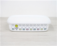 HoneyWare Miffy enamel storage box (M)