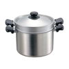 Sori Yanagi Stainless Steel Stock pot (Deep) - 22cm with pasta insert
