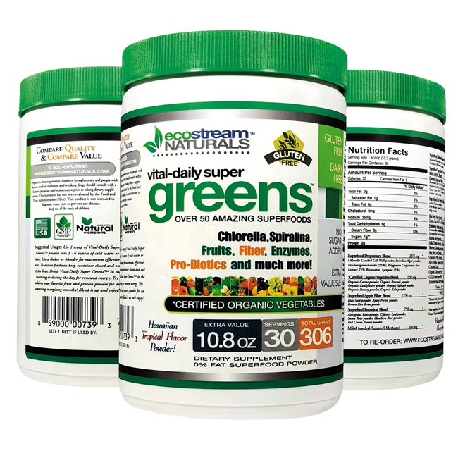 Vital-Daily Super Greens