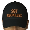 Sgt Reckless Cap - black