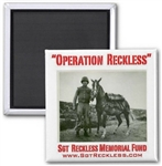 """Operation Reckless"" Magnet"