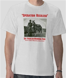 Operation Reckless T-Shirt #1