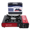 Portable RED Crystaline Gas Stove