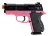 Smith & Wesson Pink Chiefs Special 45 Spring Powered Airsoft Pistol