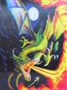 104 3D Lenticular Picture Fantasy Dragon