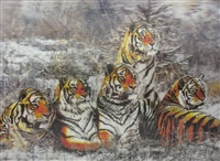 167 3d tigers in snow 2a2061