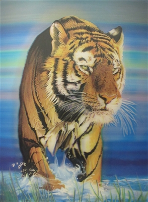 173 3d tiger in water blt085