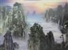 207 3d china mountain scene 2a1002
