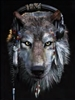 260 3d wolf with headphones 2a2569