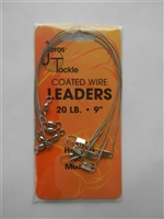 Jeros Tackle Coated Wire Leaders