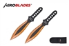 "7.5"" 2pc Throwing Knives Set"