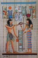 #13 Amun and Isis Papyrus