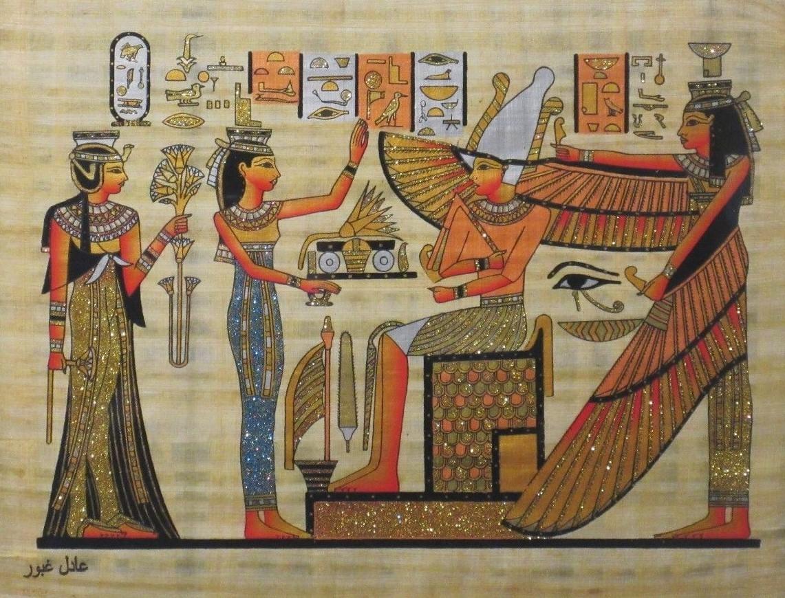 Osiris Nephthys