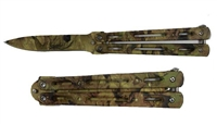 1008LF Wood Camo Color Butterfly