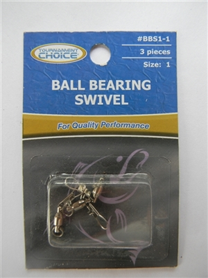 Tournament Choice Ball Bearing Swivel (T4-22)