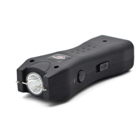 CHEETAH SLIM MAX POWER STUN GUN BLACK (CH-61BK)