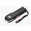 "CHEETAH ""MEGA FORCE"" BLACK FLASHLIGHT STUN GUN (CH-65)"
