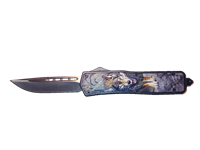 EL2195 The Wolf OTF Knife
